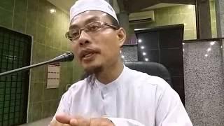 Ustaz Hassan SB; Sifat Sabar Di Sisi Islam