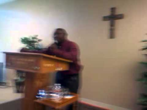 10 year. Old preacher