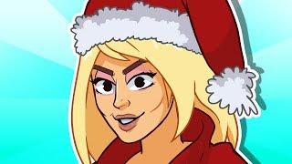 yo mama so hot santa claus