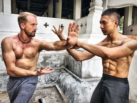 Kung Fu VS Silat   3 Dangerous Street Fight Moves