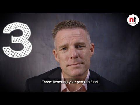 Money Monday - Pensions