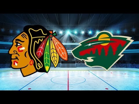 Chicago Blackhawks vs Minnesota Wild (3-4 OT) – Oct. 11, 2018 | Game Highlights | NHL 2018