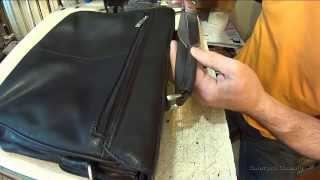 Замена ручки портфеля, ремонт сумок. Ремонт обуви.