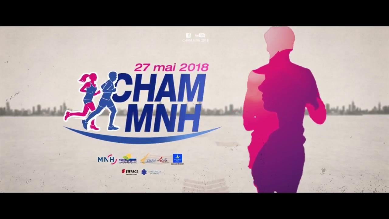 KM0 - la course entre le CHAM et la MNH