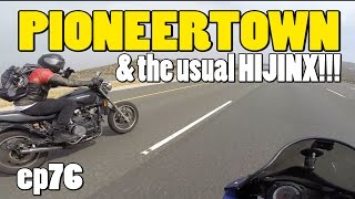 Pioneertown California and the Usual HiJinx!! Featuring Tony Carbajal
