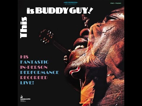 BUDDY GUY -  THIS IS BUDDY GUY! (FULL ALBUM)