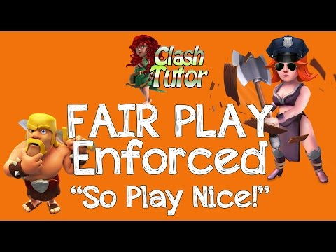 Clash of Clans No more cheating mods bots hacks