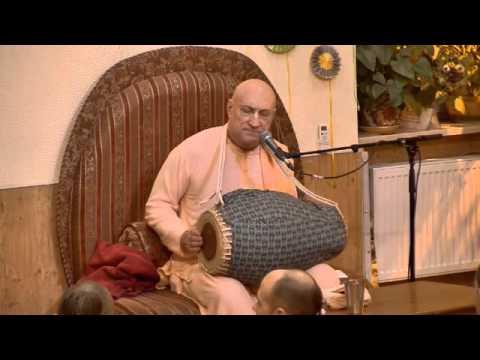 Шримад Бхагаватам 4.13.32-33 - Дханешвара прабху