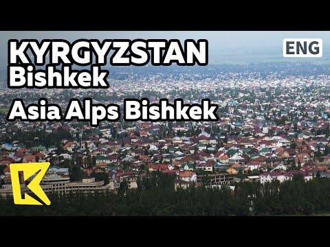 【K】Kyrgyzstan Travel-Bishkek[키르기스스탄 여행-비슈케크]아시아의 알프스 비슈케크/Asia Alps/Mountains/Green