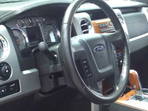2009 Ford Lobo Lariat YouTube