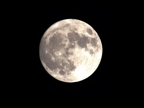 LIVE Super Moon Rise - Marathon FL