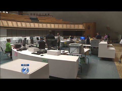 Vote systems tested ahead of absentee-ballot counting