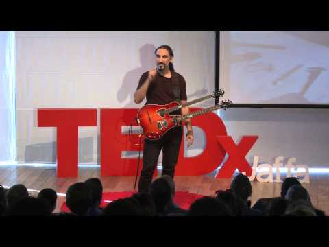 The meeting point of Oriental roots and rock | Yossi Sassi | TEDxJaffa