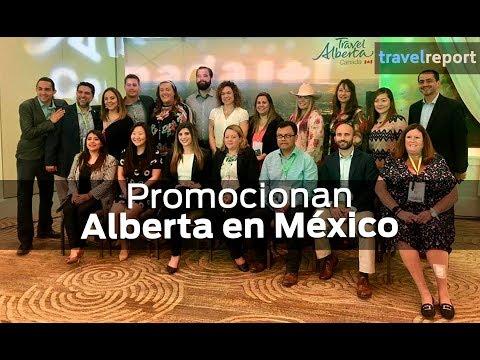 Promocionan Alberta en México