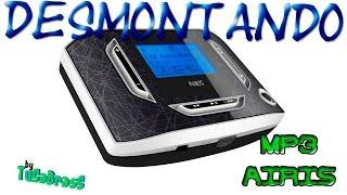 Desmontando: Mp3 Airis N974 / N973 | Batería Hinchada | TusabrasS