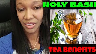 Health benefits of Holy Basil/Tulsi for Good Health | Holy Basil seeds Benefits tea