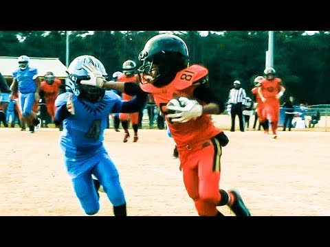 Falcons United 10U CHAMPIONSHIP vs Welcome All Panthers Youth Football Highlights