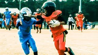 🔥🔥falcons United 10u Championship Vs Welcome All Panthers Youth Football Highlights