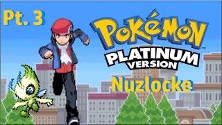 "Pokemon Platinum Randomizer Nuzlocke "" Not Like This"" Pt.3"