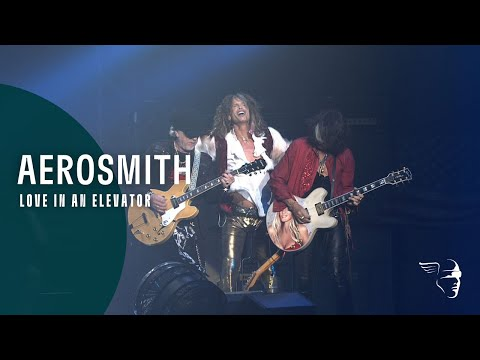 Aerosmith - Love In An Elevator (Rock For The Rising Sun) ~1080p HD