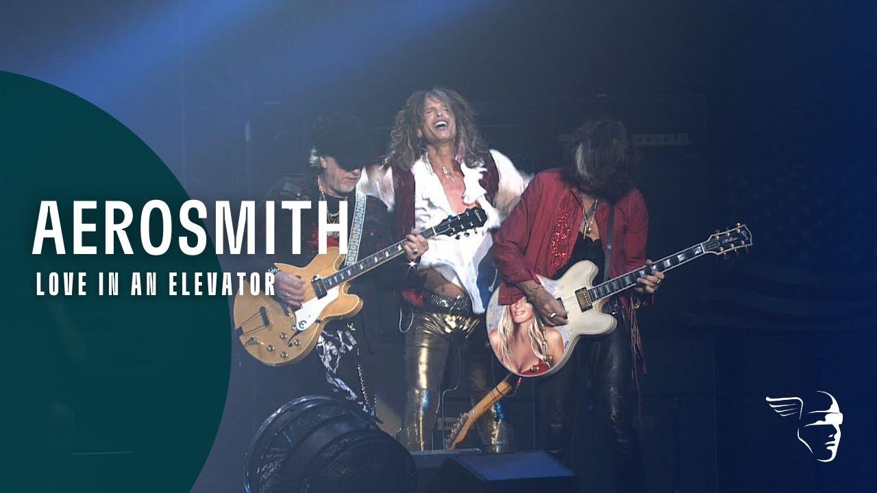 Aerosmith - Love In An Elevator (Rock For The Rising Sun)