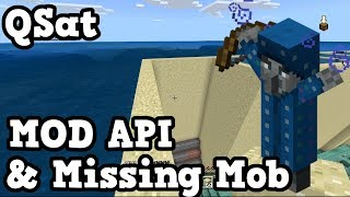 Minecraft's MISSING MOB & Modding API - Where Are They?