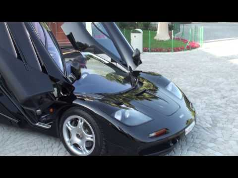 Riding In The Legendary Mclaren F1 in Bahrain!!