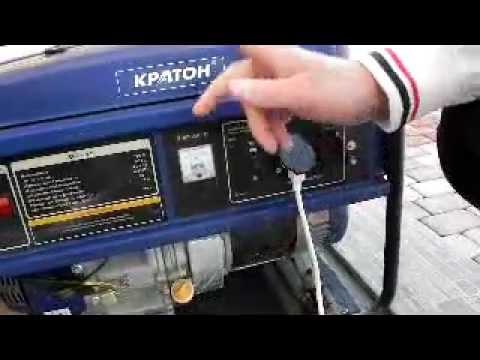 Как подключить электростанцию в дом.mp4