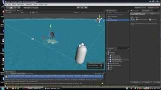 Урок 11 - Pathfinding(NavMesh) Unity3d (поиск пути) 1 часть из 2