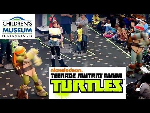 TMNT Turtles In Training - The Children