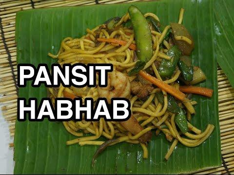 ★★ Pinoy Pancit Habhab Recipe - Filipino Food Tagalog - Lucban