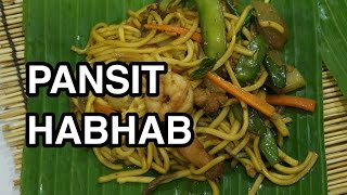 ★★ Pinoy Pancit Habhab Recipe - Filipino Food Tagalog - Lucban