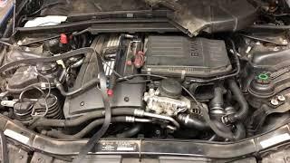 BMW broken belt