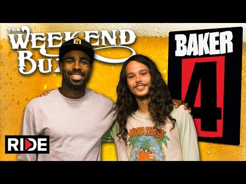 Terry Kennedy & Dee Ostrander: Quit Baker! Baker 4! Weekend Buzz Season 3, ep. 119 pt. 2