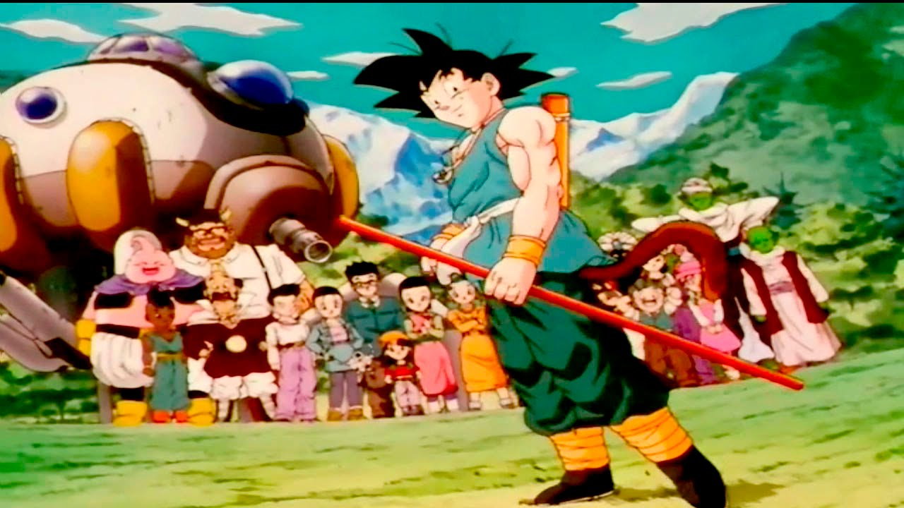 Dragon ball gt latino - 1 10