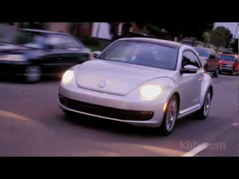 2012 VW Beetle Video Review - Kelley Blue Book