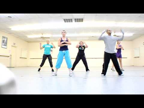 NSYNC POP dance routine