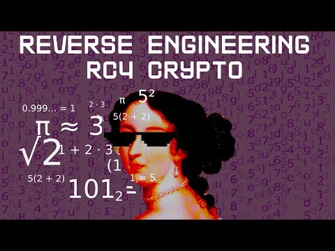 Reverse Engineering RC4