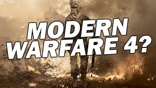 Stop Believing These Modern Warfare 4 Rumors
