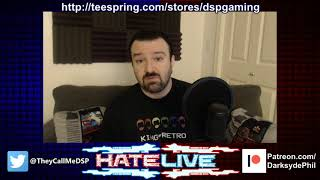 Hate LIVE! Podcast Thanksgiving 2017 Special pt2 - Reviews Rundown! ALL Games Since August Reviewed!