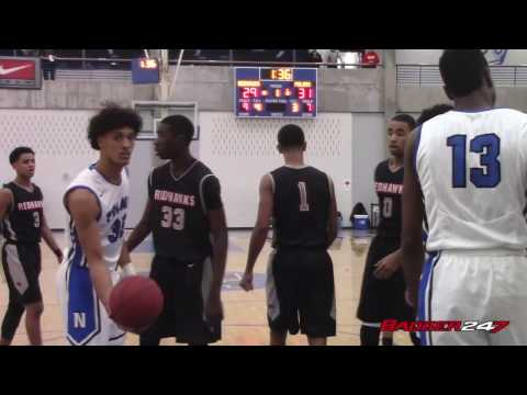 Jalen Suggs Drops 30 at Hopkins Tip Off Classic