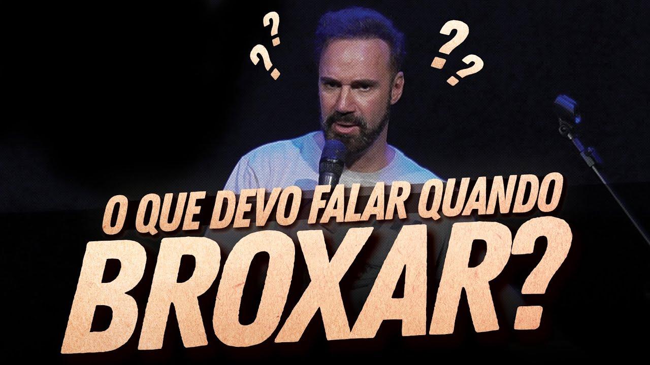 O QUE A GENTE FALA QUANDO BROXA? - STAND UP DIOGO PORTUGAL
