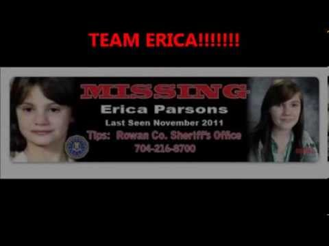 """LETS FIND ERICA PARSONS"" (CAPA)"