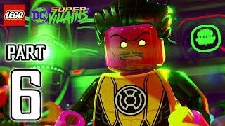 LEGO DC Super Villains Walkthrough PART 6 (PS4 Pro) No Commentary @ 1080p HD ✔