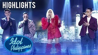 Vice Ganda performs Get Here with BuDaKhel | Live Round | Idol Philippines 2019