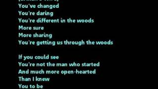 It Takes Two (Into the Woods) Male Part Only / Karaoke
