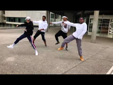 Lil Jon - Snap Yo Finger Dance Choreography by Saïd-Amar