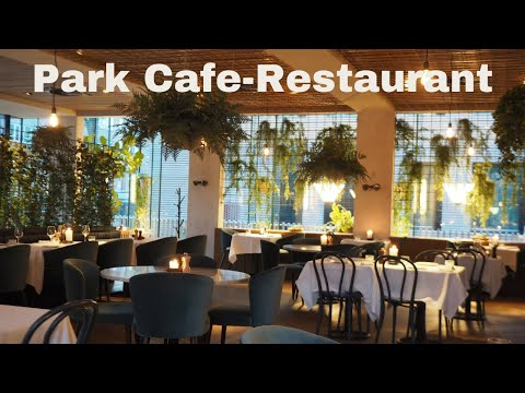 Park Café Restaurant Amsterdam // HOTSPOT vlog #17 // Your Little Black Book
