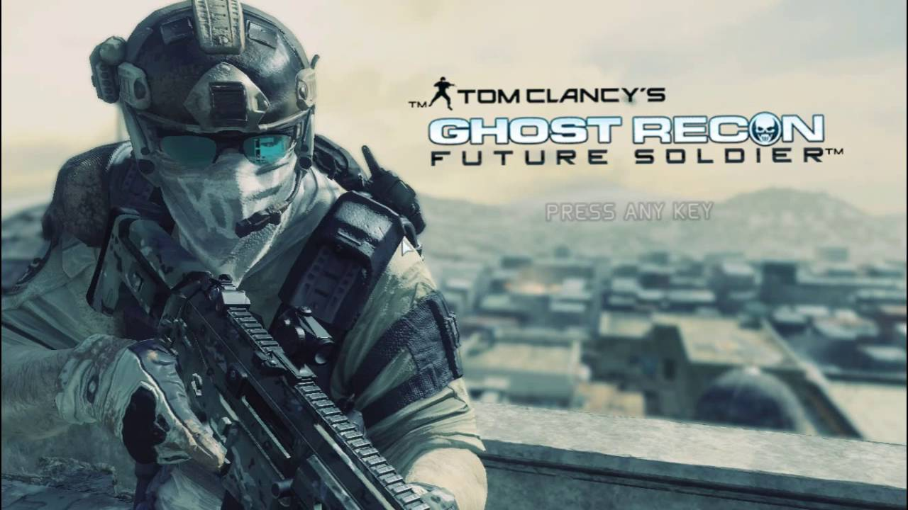 Game movies: ghost recon: future soldier launch trailer (hd.