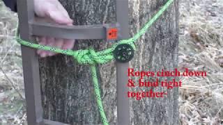Climbing stick and rail modification